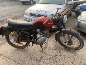 1955 Benelli Leoncino Nouvou 125 For Sale by Auction