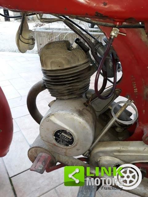1954 Benelli Leoncino 125 cc For Sale (picture 2 of 6)