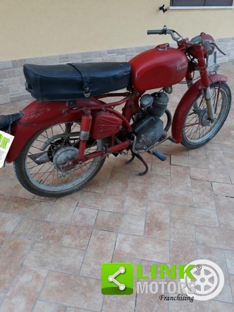 1954 Benelli Leoncino 125 cc For Sale (picture 3 of 6)