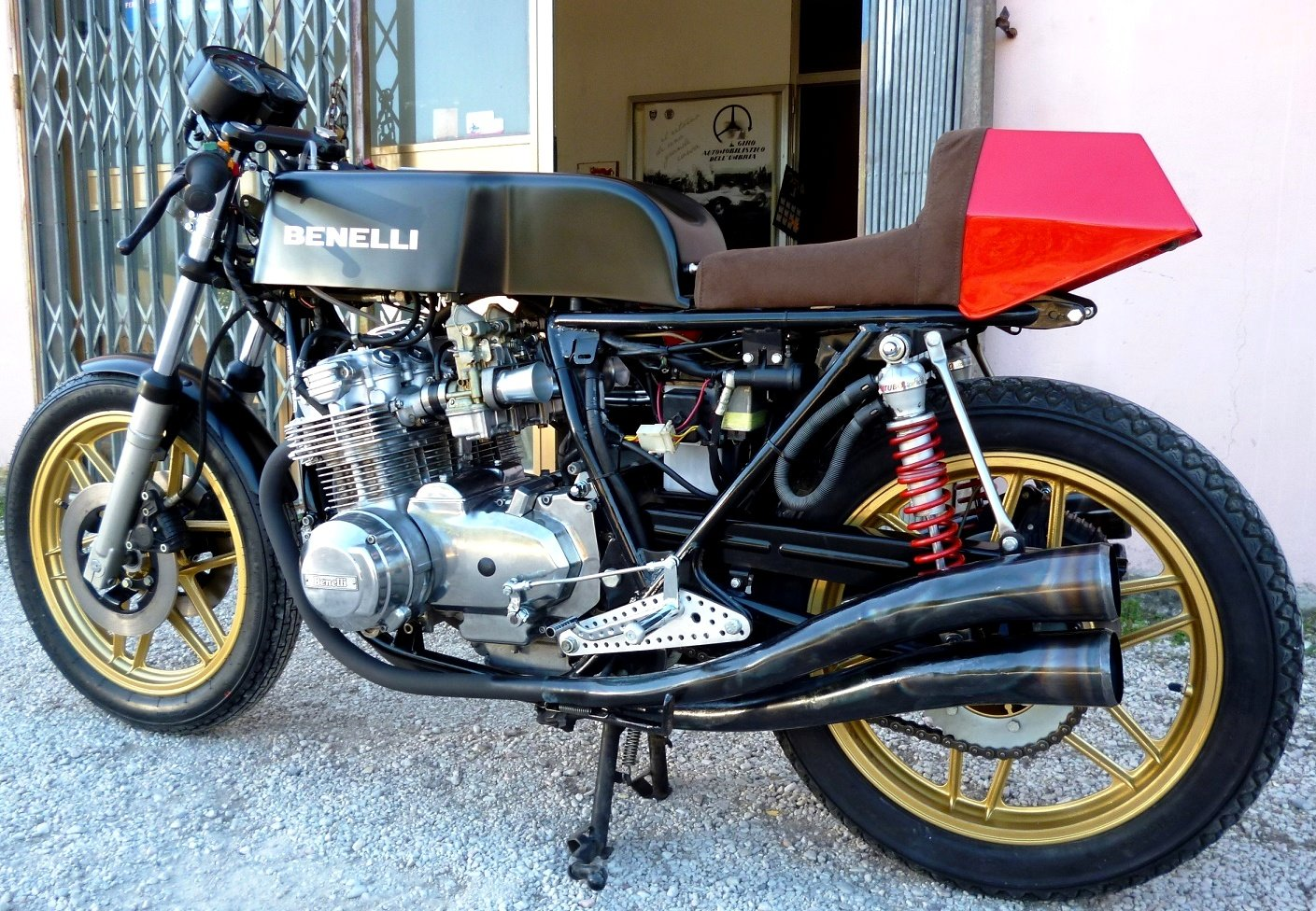 1983 Benelli 500 GP replica For Sale (picture 2 of 6)