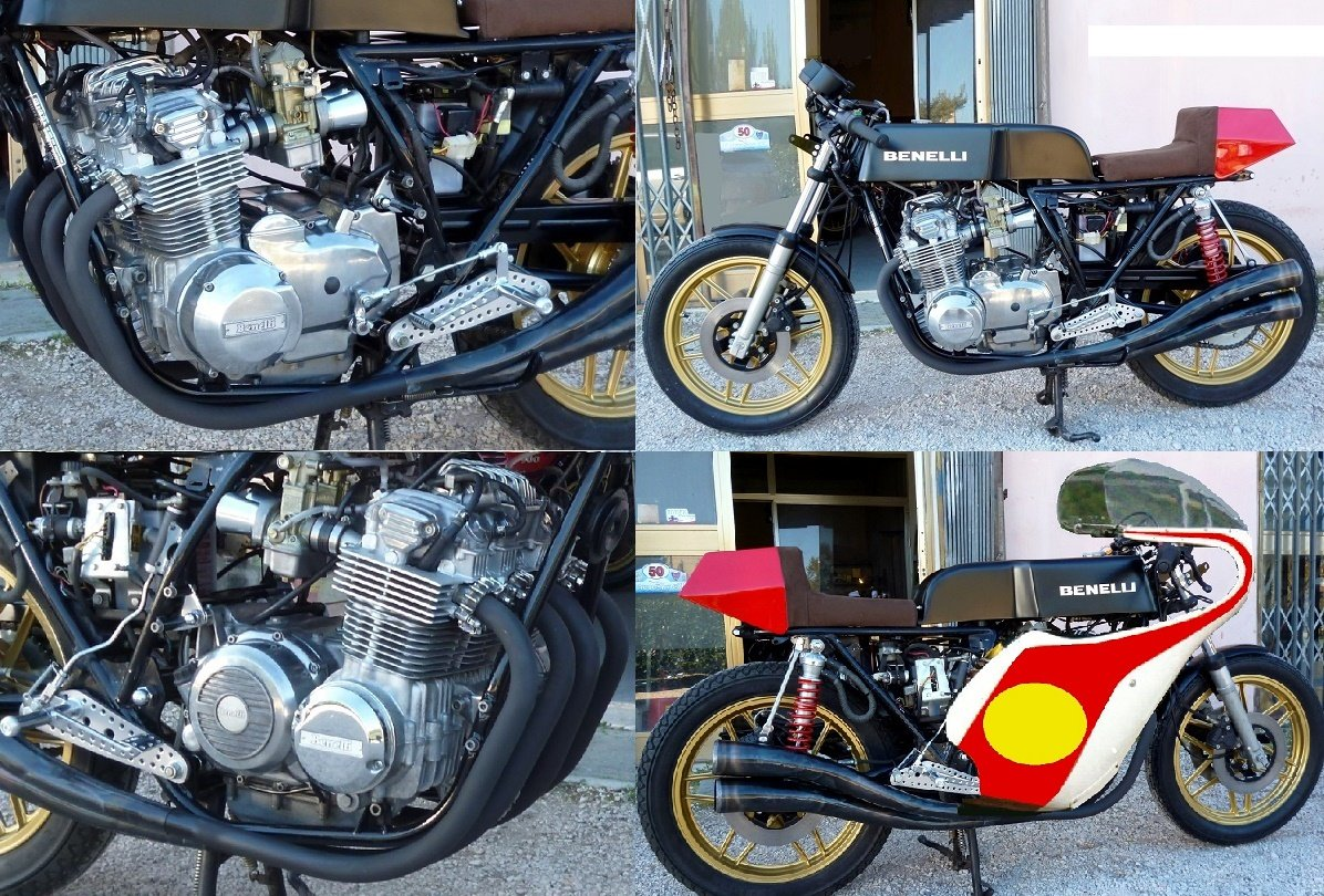 1983 Benelli 500 GP replica For Sale (picture 3 of 6)