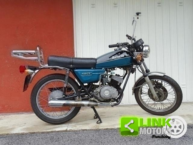 1976 BENELLI 125 2C For Sale (picture 1 of 6)