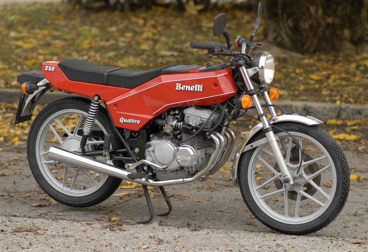 1979 Benelli 250 Quattro For Sale (picture 1 of 6)