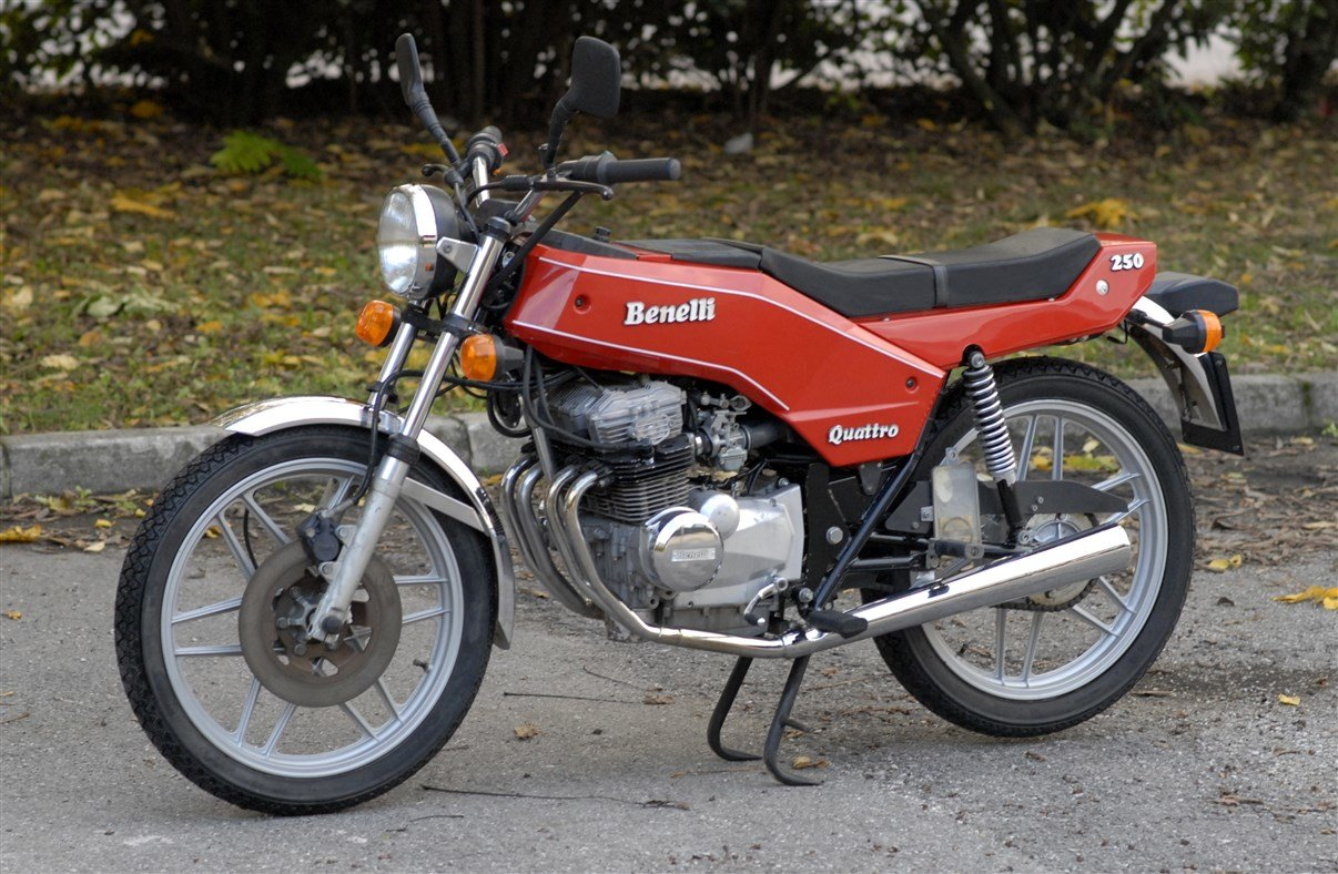 1979 Benelli 250 Quattro For Sale (picture 2 of 6)