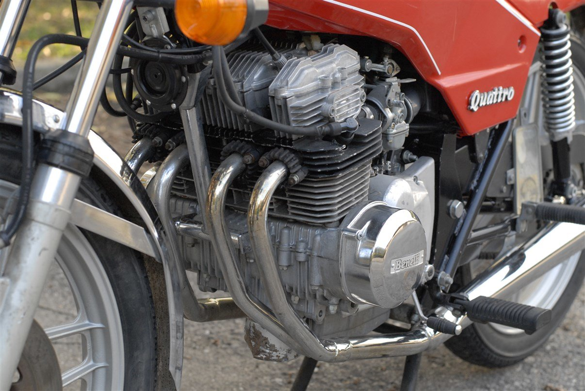 1979 Benelli 250 Quattro For Sale (picture 4 of 6)