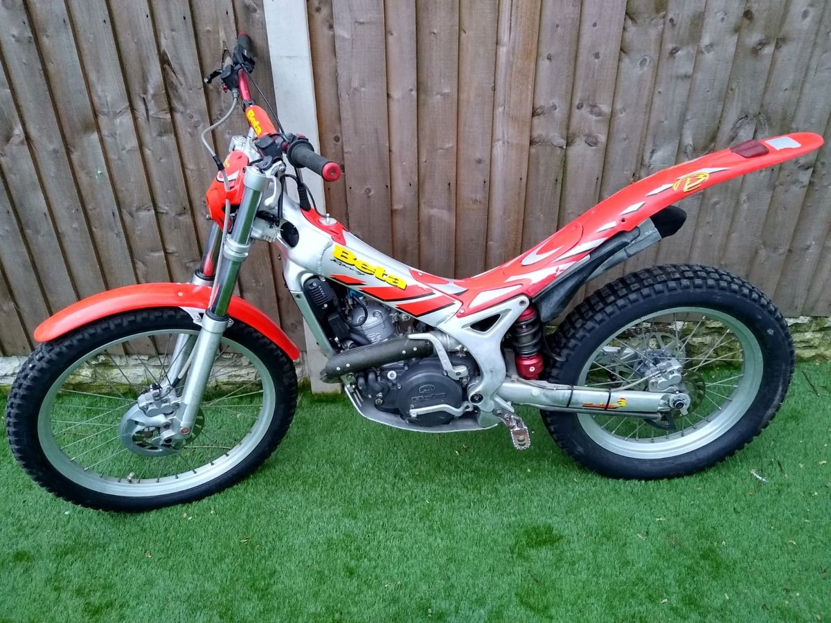 2006 NOW SOLD-----------Trials Bike- Beta Rev3 270-  For Sale (picture 1 of 4)
