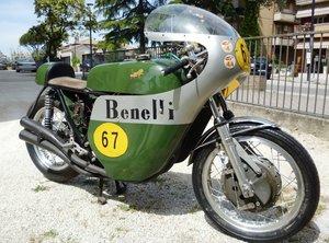 Benelli 500 GP replica