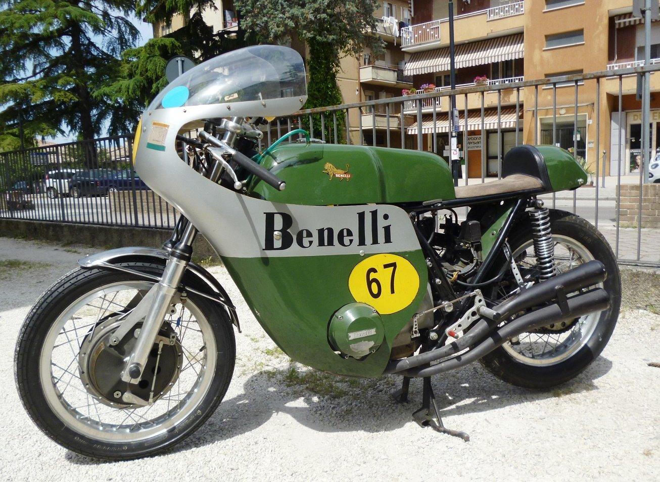 1981 Benelli 500 GP replica For Sale (picture 2 of 6)