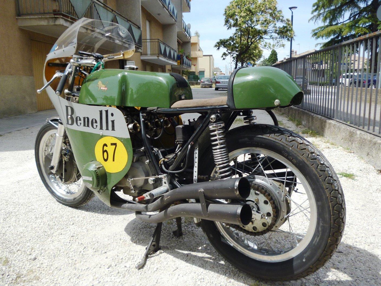 1981 Benelli 500 GP replica For Sale (picture 5 of 6)