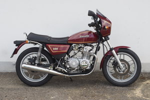 1985 Benelli 654 with 2300 km original! SOLD
