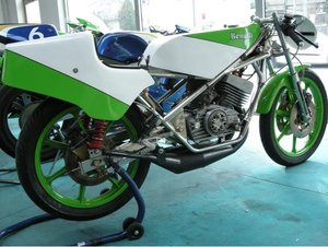 Benelli 250 Mosna Racing Team