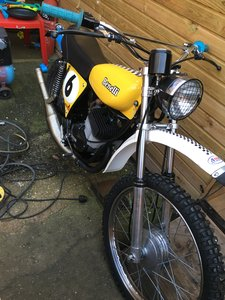 Picture of 1978 1977 Benelli 125 cross For Sale