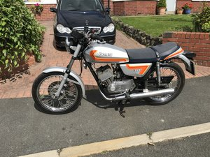 1978 Benelli 125 T Very Nice Condition