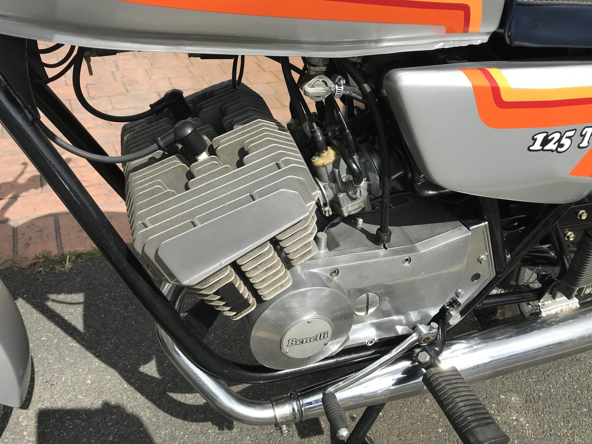 1978 Benelli 125 T Very Nice Condition For Sale (picture 4 of 6)