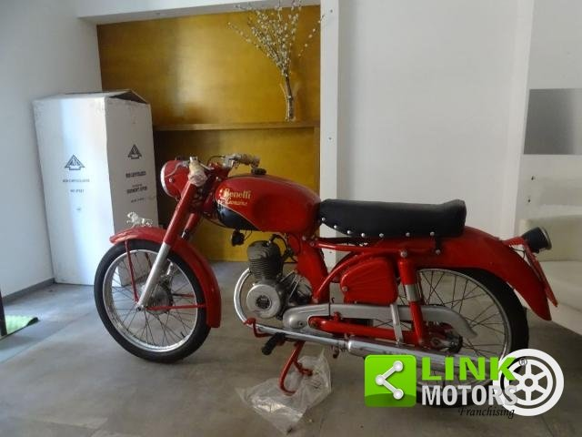 1956 Benelli Leoncino 125 For Sale (picture 1 of 6)