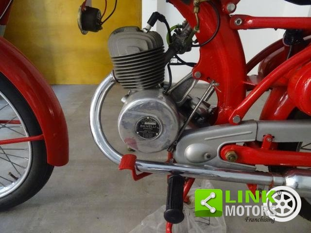 1956 Benelli Leoncino 125 For Sale (picture 3 of 6)