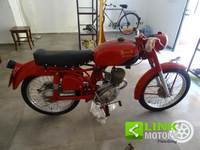 1956 Benelli Leoncino 125 For Sale (picture 6 of 6)