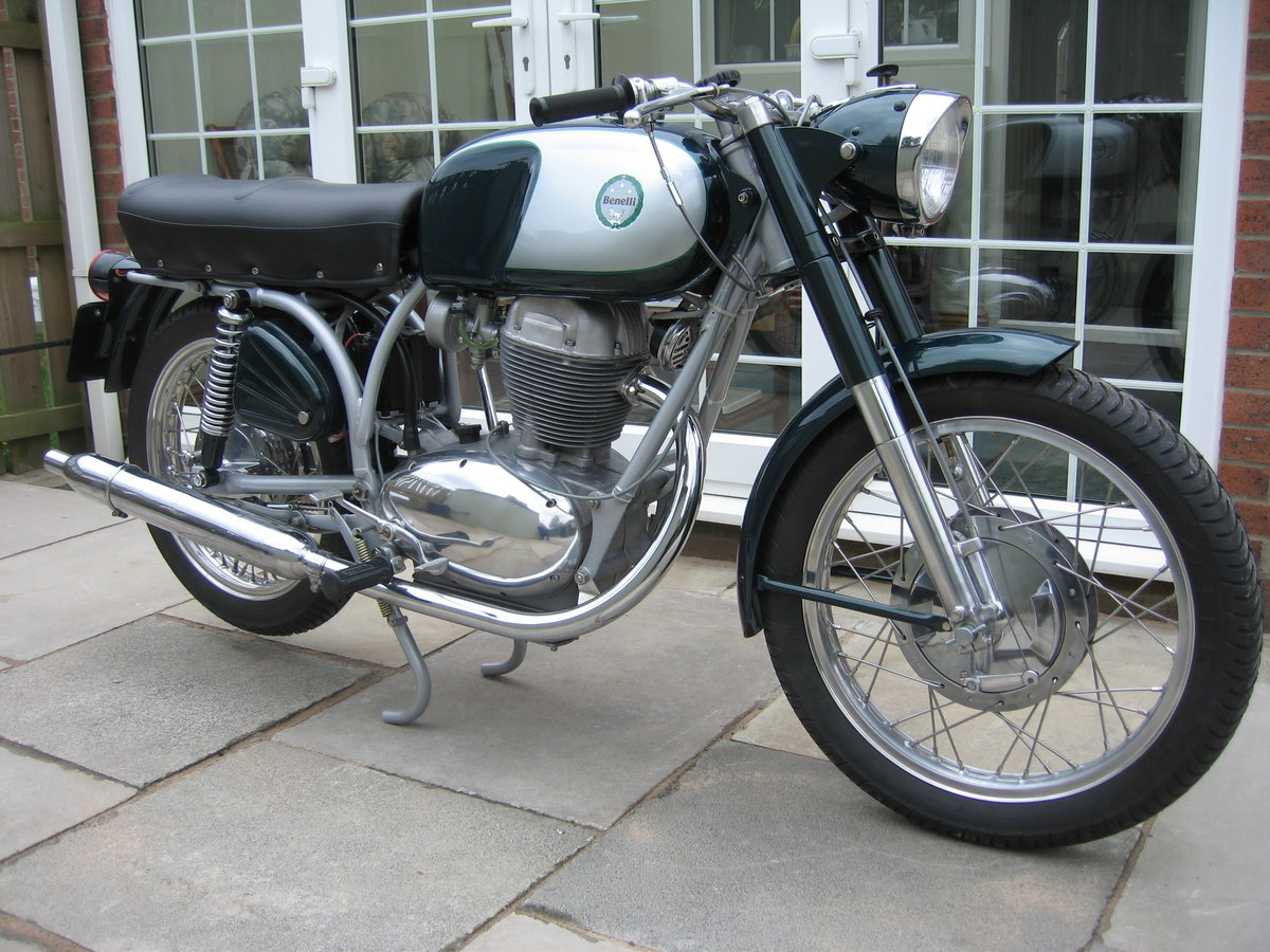 1965 Benelli 250cc  For Sale (picture 1 of 4)