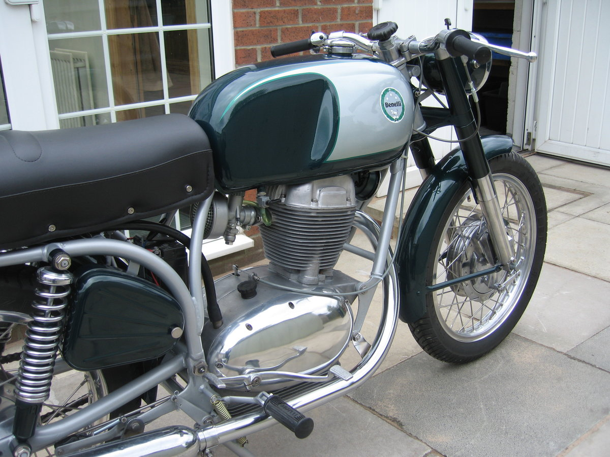 1965 Benelli 250cc  For Sale (picture 2 of 4)