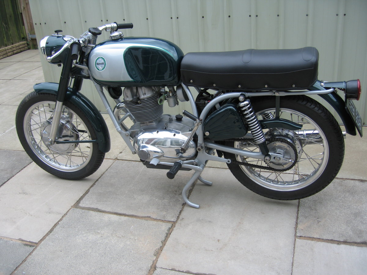 1965 Benelli 250cc  For Sale (picture 3 of 4)