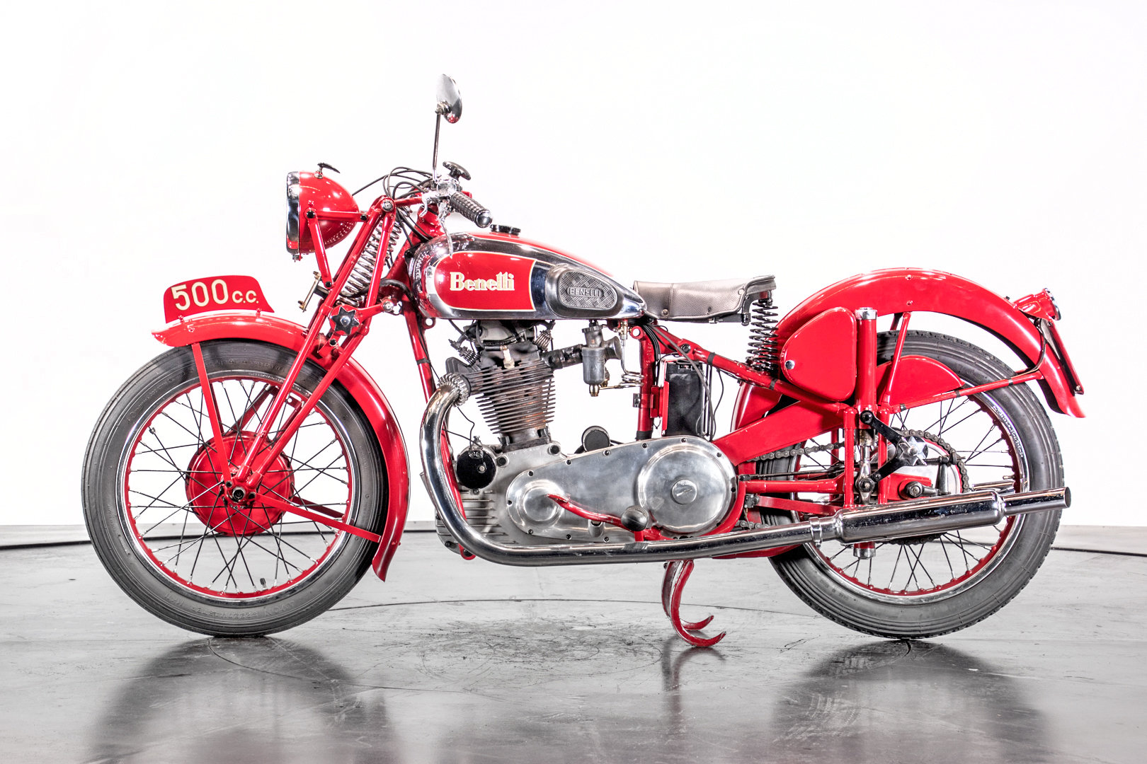 BENELLI - 500 4TS - 1939 For Sale (picture 1 of 6)