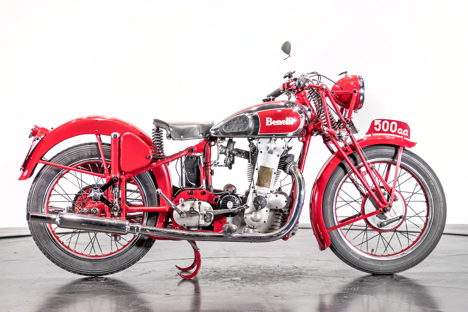 BENELLI - 500 4TS - 1939 For Sale (picture 2 of 6)