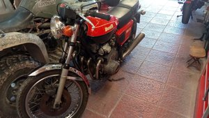 Benelli 500LS 1974