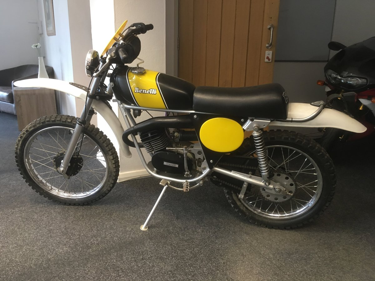 Picture of 1978 Benelli Cross 50cc For Sale