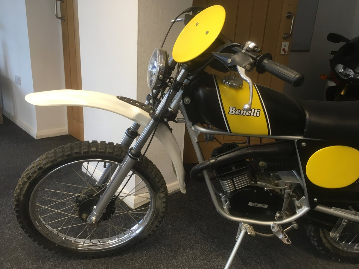 1978 Benelli Cross 50cc For Sale (picture 2 of 6)
