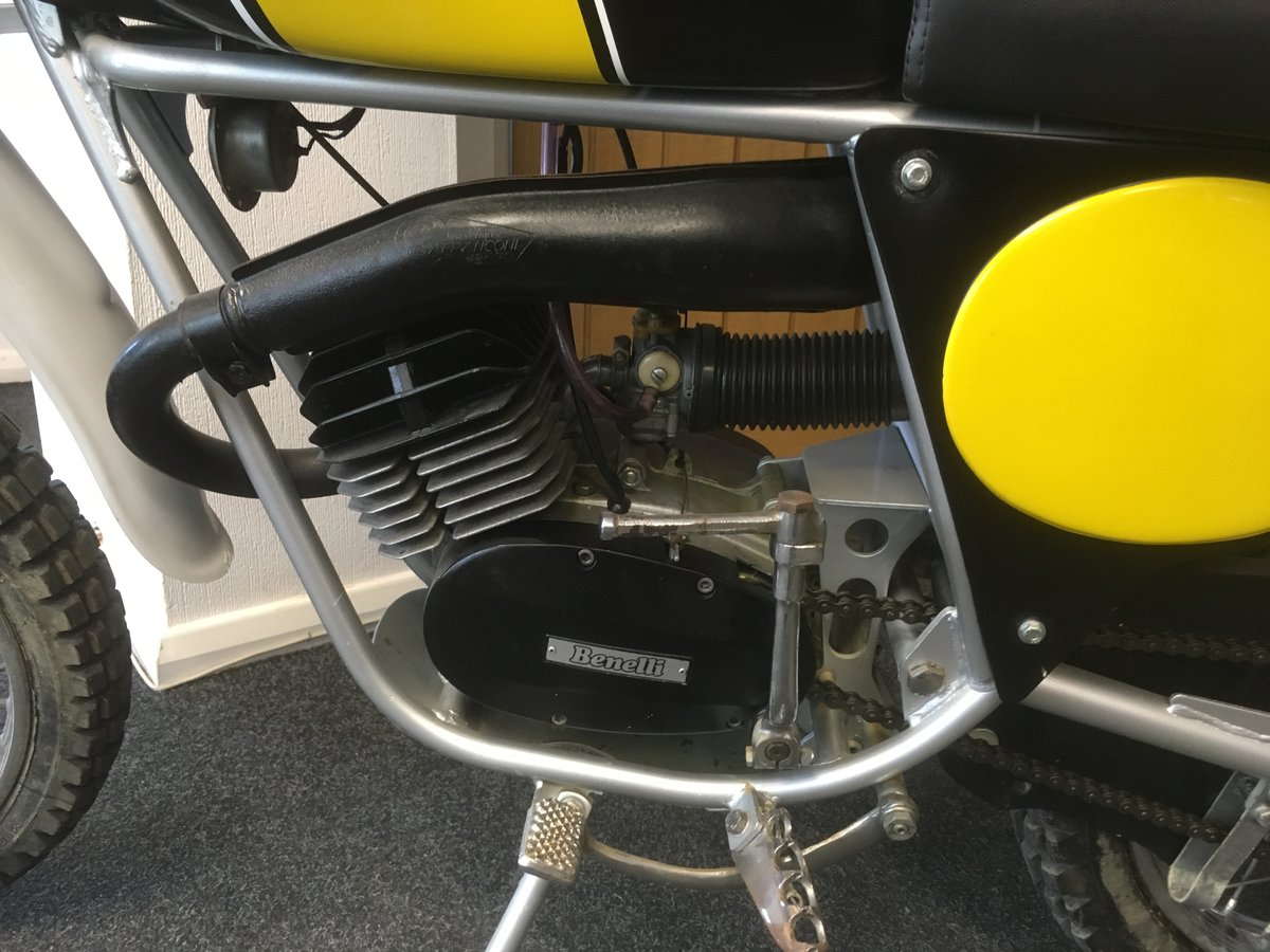 1978 Benelli Cross 50cc For Sale (picture 4 of 6)