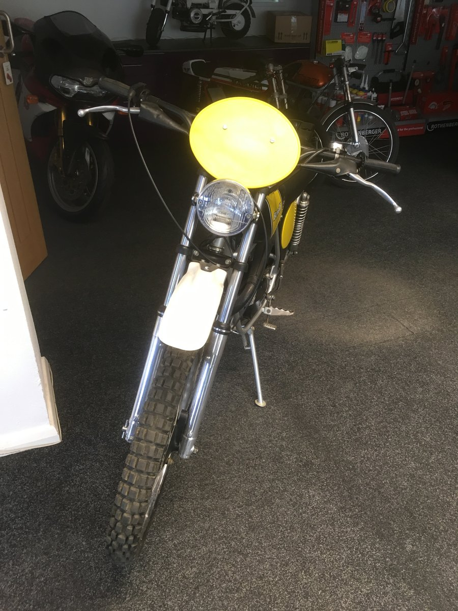 1978 Benelli Cross 50cc For Sale (picture 5 of 6)