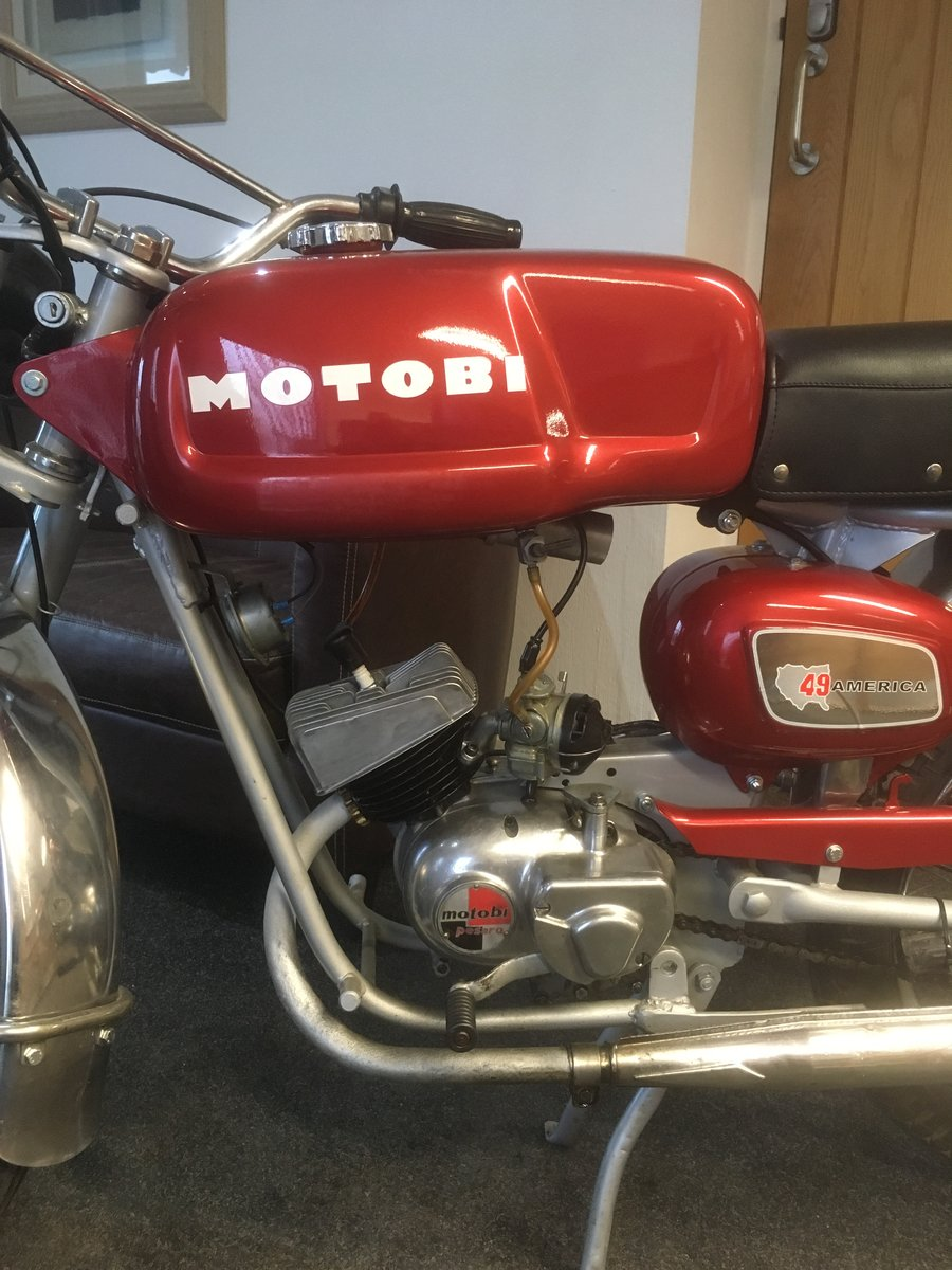 1968 Motobi Benelli 50cc For Sale (picture 2 of 6)