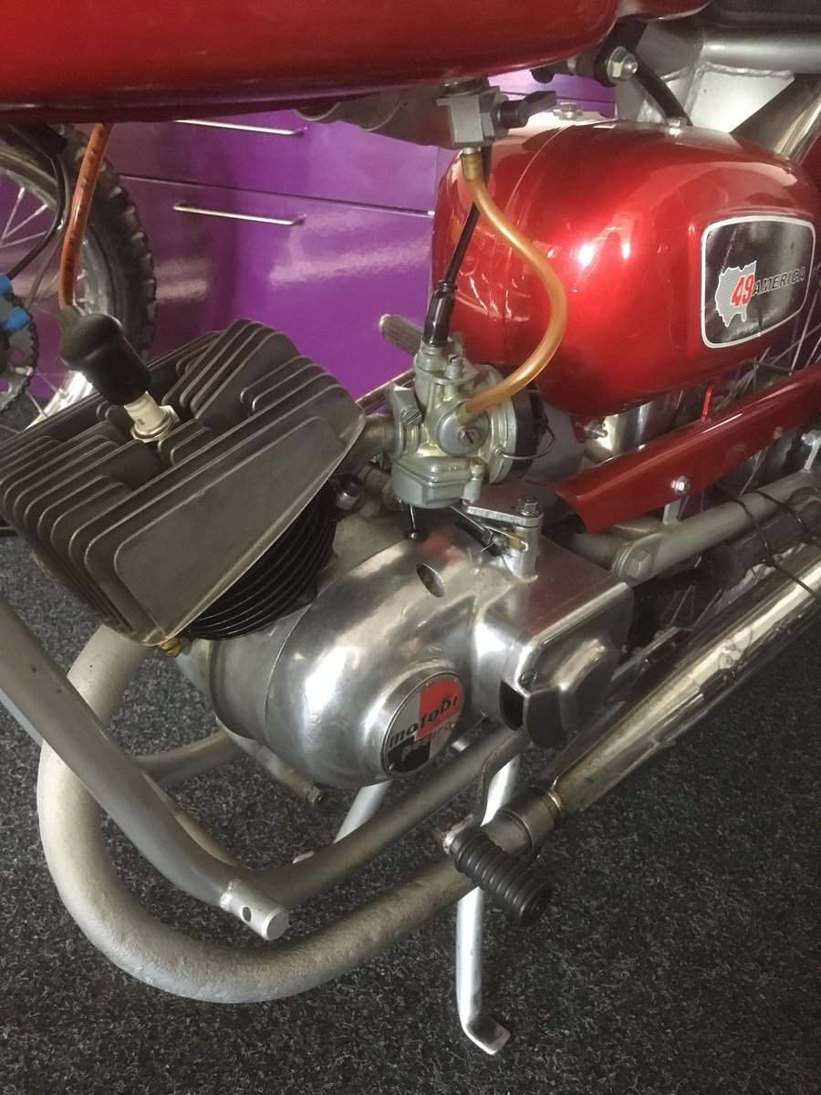 1968 Motobi Benelli 50cc For Sale (picture 5 of 6)