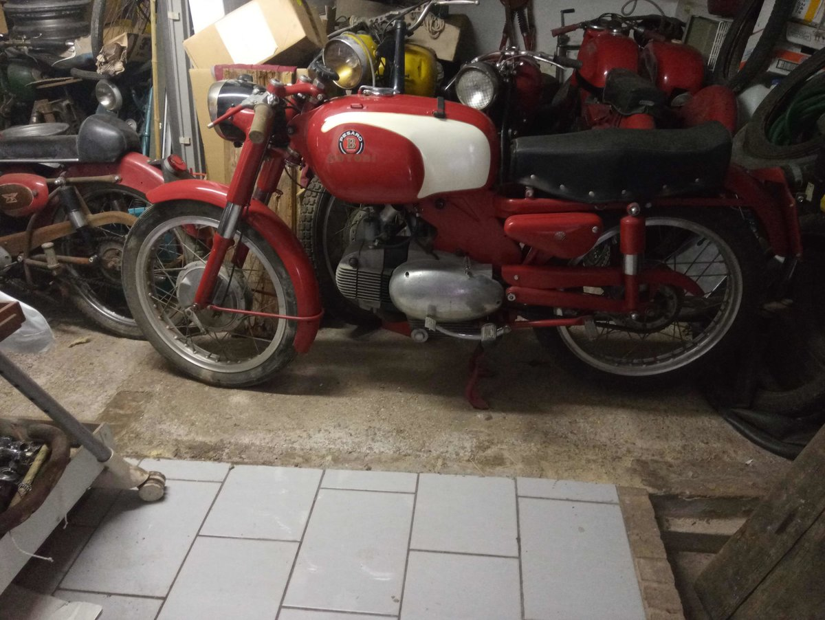 1962 MotoBi Catria 175 Sport For Sale (picture 1 of 6)