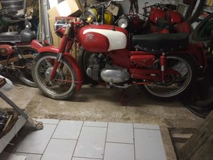 Picture of 1962 MotoBi Catria 175 Sport For Sale