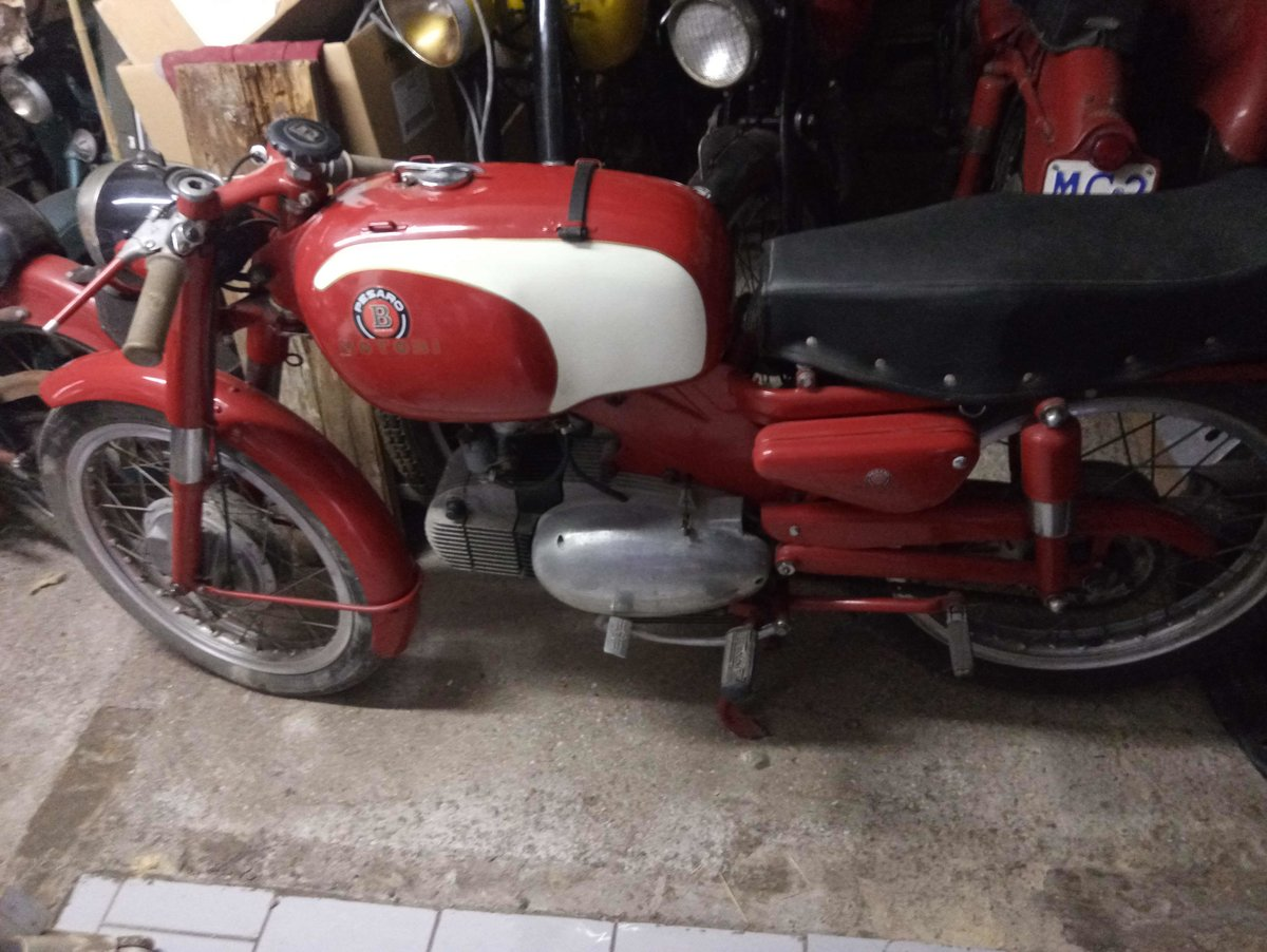1962 MotoBi Catria 175 Sport For Sale (picture 2 of 6)