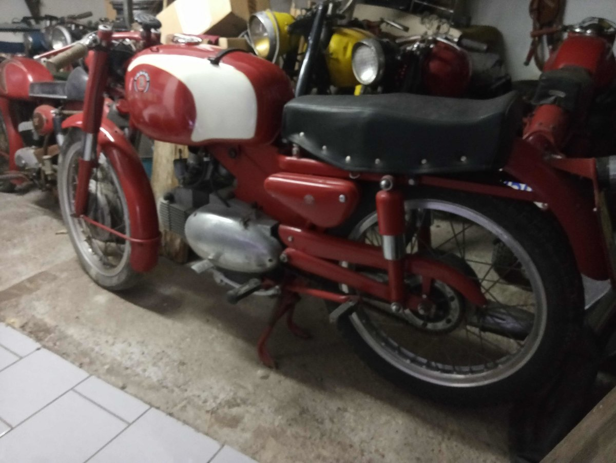1962 MotoBi Catria 175 Sport For Sale (picture 3 of 6)