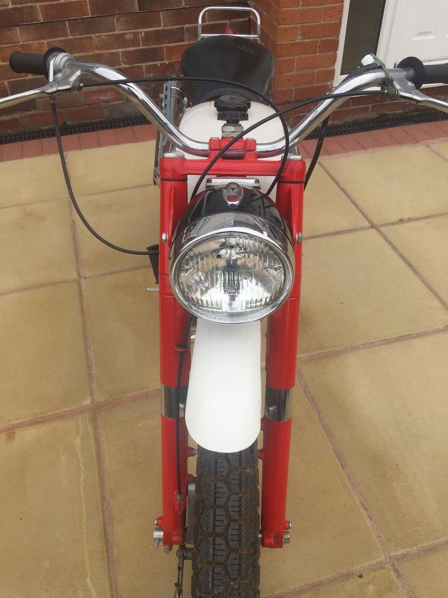 1966 Benelli Cobra 125 For Sale (picture 4 of 6)