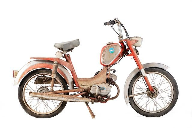 0000 BENELLI MOPED PROJECT (LOT 562) SOLD by Auction (picture 1 of 1)