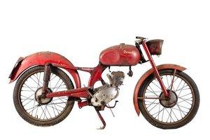 C.1955 BENELLI 125CC LEONCINO (LOT 563)