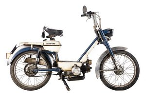 BENELLI MOPED PROJECT (LOT 565)
