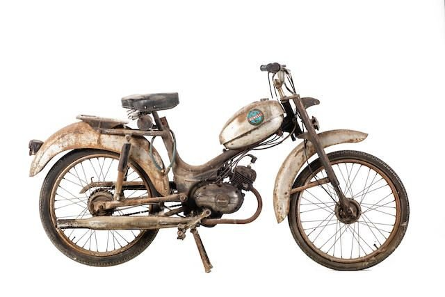0000 BENELLI MOPED PROJECT (LOT 567) SOLD by Auction (picture 1 of 1)