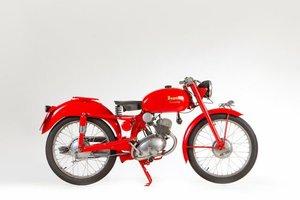 1952 BENELLI 125CC LEONCINO (LOT 581)