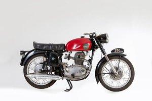 1955 BENELLI 250CC LEONESSA (LOT 583)