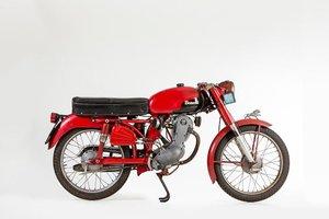 1956 BENELLI 125CC 4T LEONCINO SPORT (LOT 584)