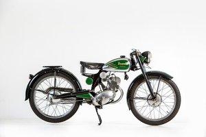 1954 BENELLI 98CC LETIZIA (LOT 585)