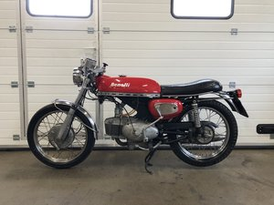 1974 Benelli 250 ss