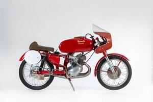 1958 BENELLI 125CC LEONCINO RACING MOTORCYCLE (LOT 656)