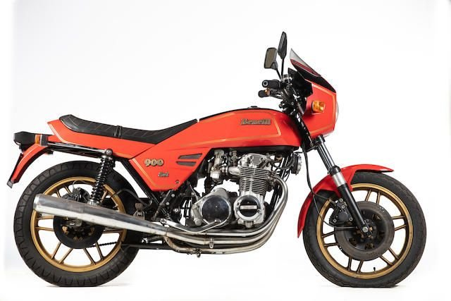1979 BENELLI 900CC SEI (LOT 674) SOLD by Auction (picture 1 of 1)