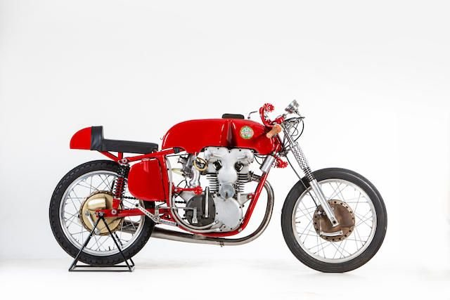 1959 BENELLI 248CC GRAND PRIX RACING MOTORCYCLE (LOT 679) SOLD by Auction (picture 1 of 1)